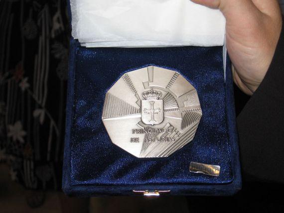 Medalla de Plata del Principado de Asturias 2007